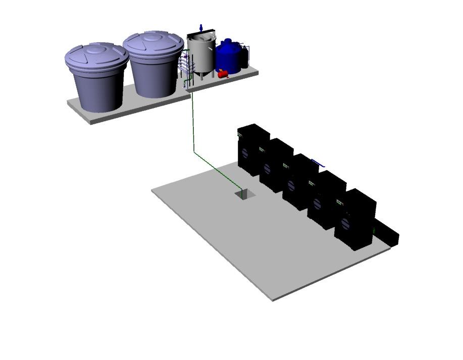 ERCA SAS Planta-Latesec Gestión, diseño e implementación de plantas de agua potable