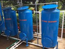 ERCA SAS tanques-de-almacenamiento-de-agua-PTAP PTAP compacta