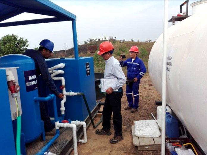ERCA SAS Mantenimiento-plantas-PTAR-PTAP-Bogota Plantas de tratamiento de aguas residuales domesticas